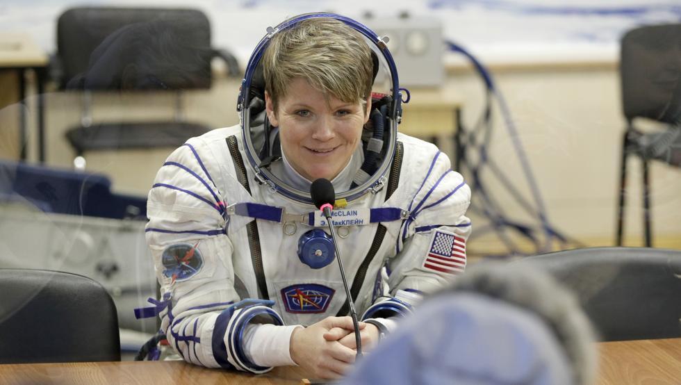 La jugadora de rugby que se convierte en astronauta