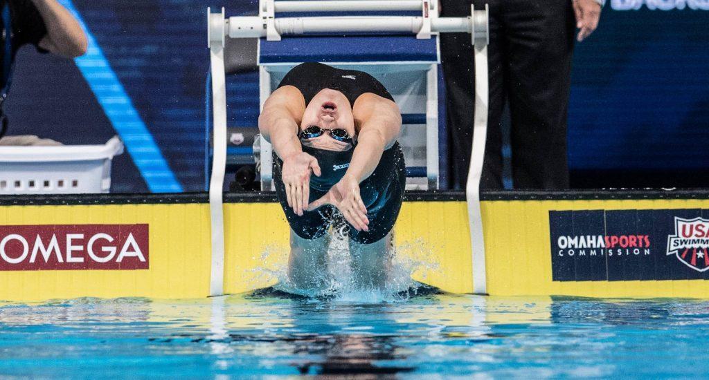 Dos récords mundiales estadounidenses en relevos