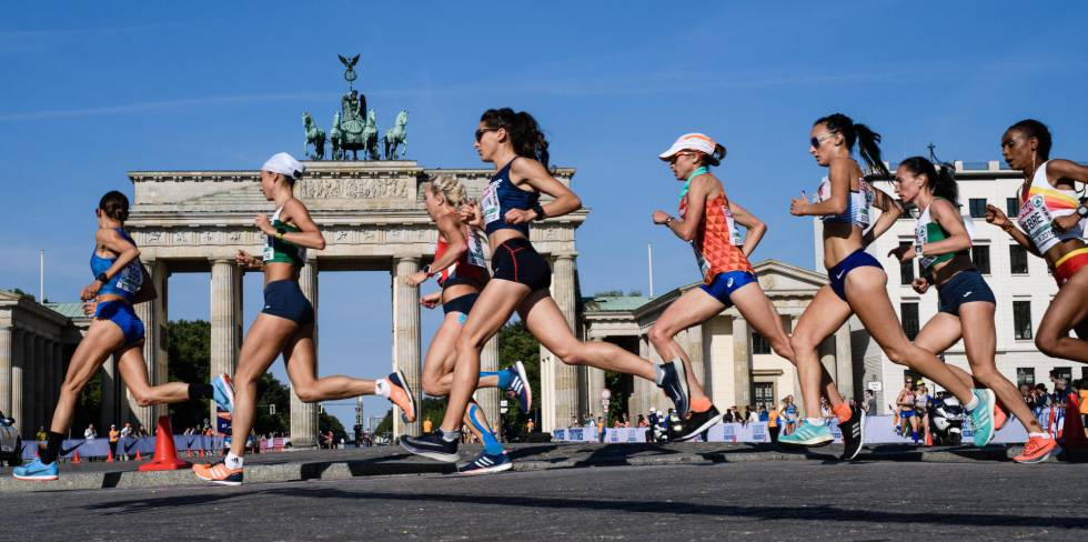 La IAAF solicita al COI incluir los 50 marcha femeninos en Tokio 2020