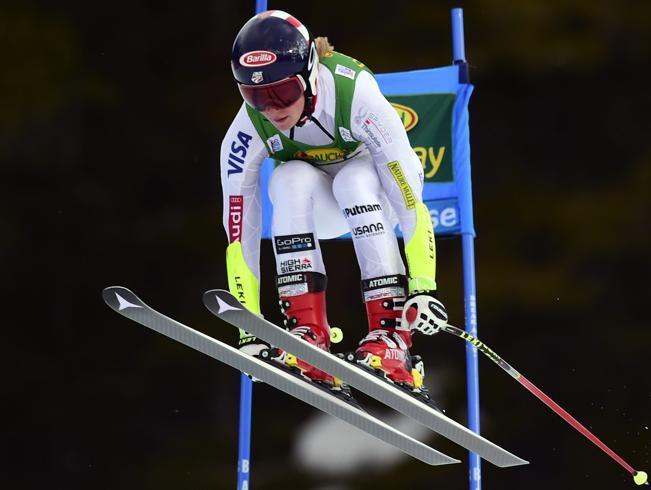 """Es """"importante pelear"""" por el lugar de la mujer en el esquí, dice Shiffrin"""