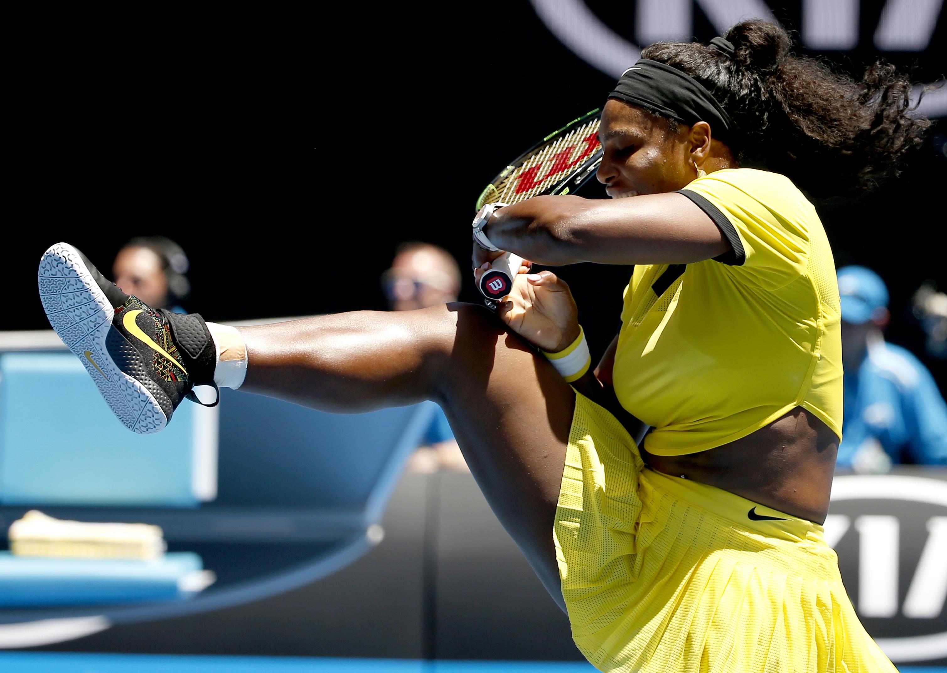 Los objetivos extremos que tiene Serena para 2018