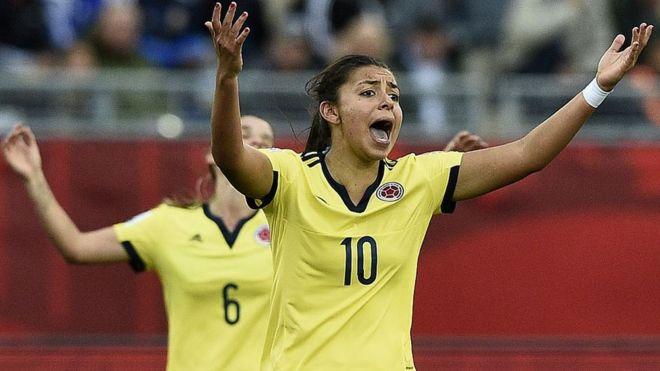 El ataque de Gabriel Camargo al fútbol femenino que causa indignación y rechazo en Colombia