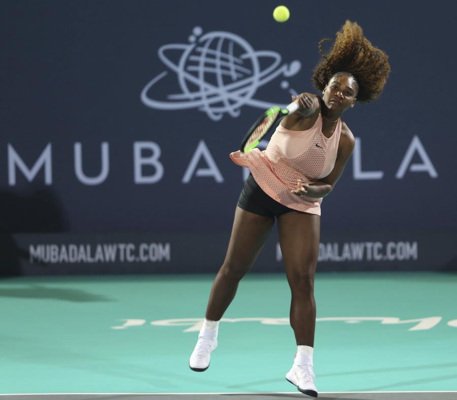 Serena Williams agradece cambio de reglas para jugadoras embarazadas