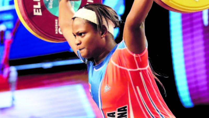 El sueño olímpico de Crismery Santana se acerca