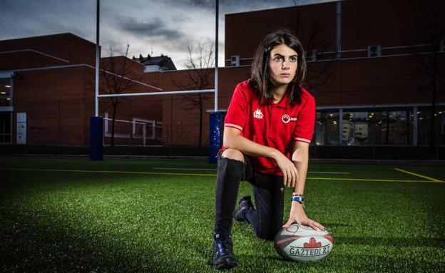 """Belakortu: """"Hay una mala percepción con el rugby y la violencia"""""""