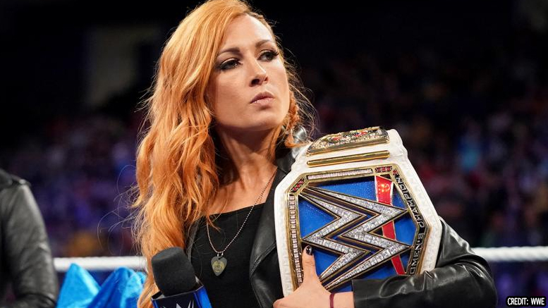 Becky Lynch quiere dominar en WrestleMania y vencer a Ronda Rousey
