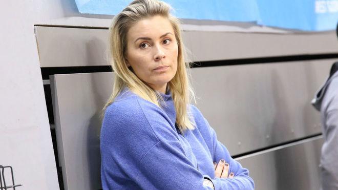 Jugadora de balonmano disputó el Europeo embarazada