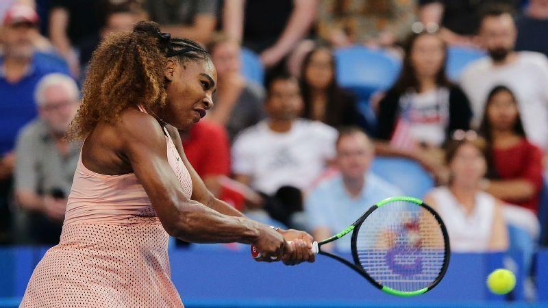 Serena se une a la aplicación para campaña de empoderamiento de la mujer