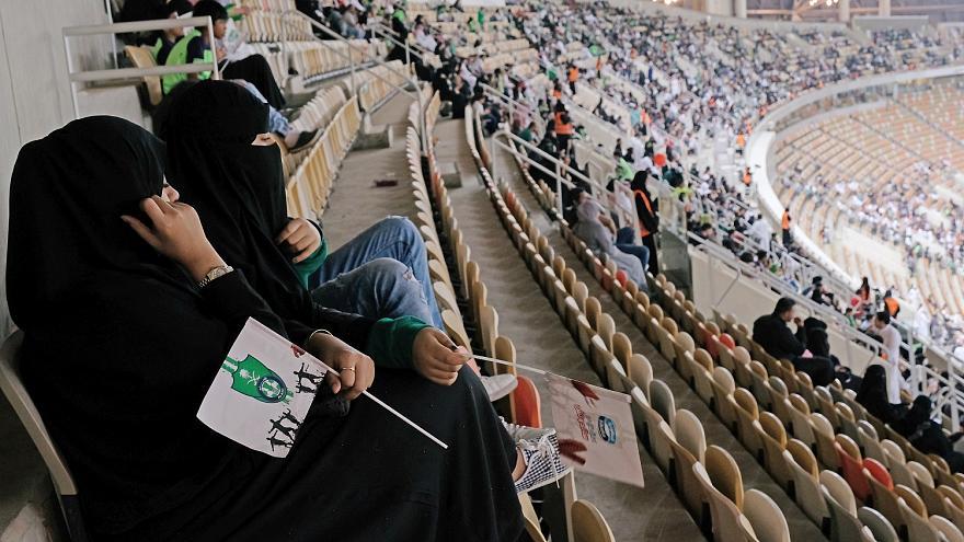 Polémica sexista alrededor de la Supercopa de Italia en Arabia Saudita