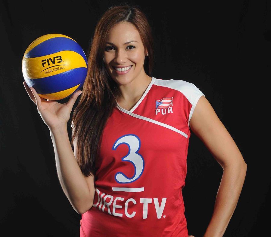 La acomodadora Vilmarie Mojica pone fin a su carrera en el voleibol