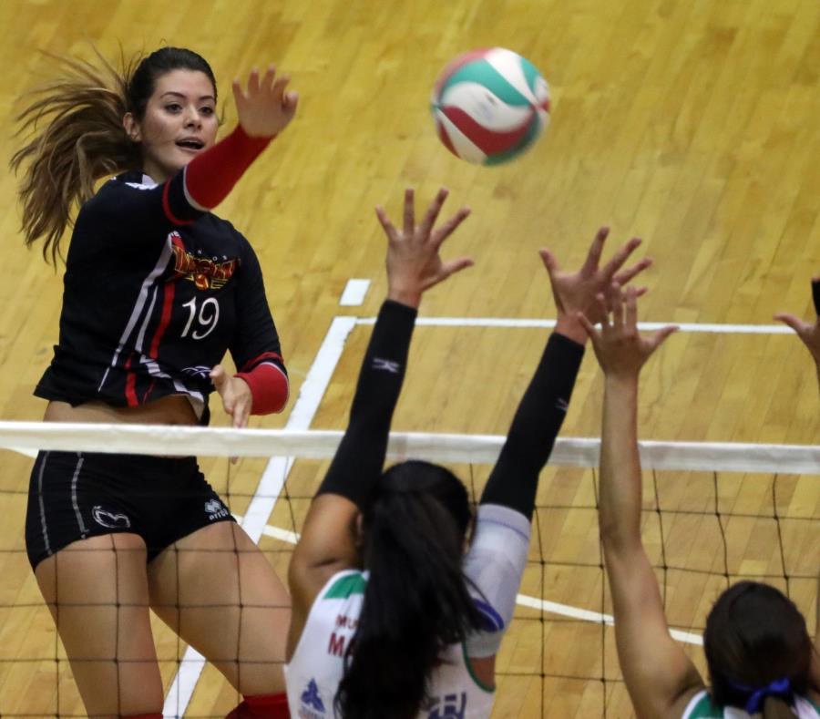 En Puerto Rico no tendrán refuerzos en la liga de voleibol femenina