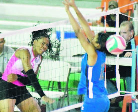 Caribeñas y Cristo Rey en choque inaugural en Liga de Voleibol
