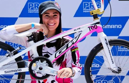 La bicampeona olímpico Mariana Pajón regresa por la puerta grande