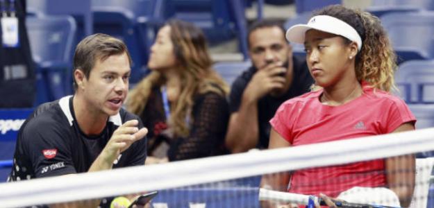 Osaka y el ya acostumbrado cambio de entrenadores entre ganadoras de Grand Slam