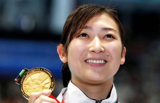 Estrella japonesa de natación Ikee podría tener leucemia