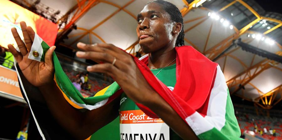 """La IAAF no considerará a Semenya como """"varón biológico"""""""
