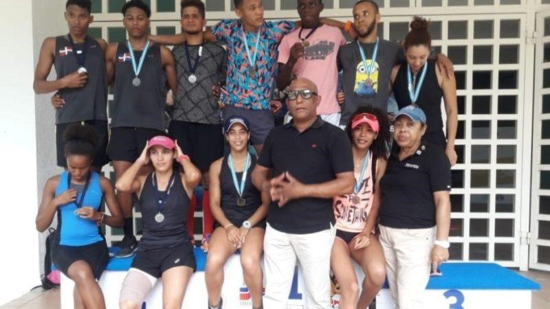 Litman y Alvarado ganan Torneo Nacional Pentatlón Moderno