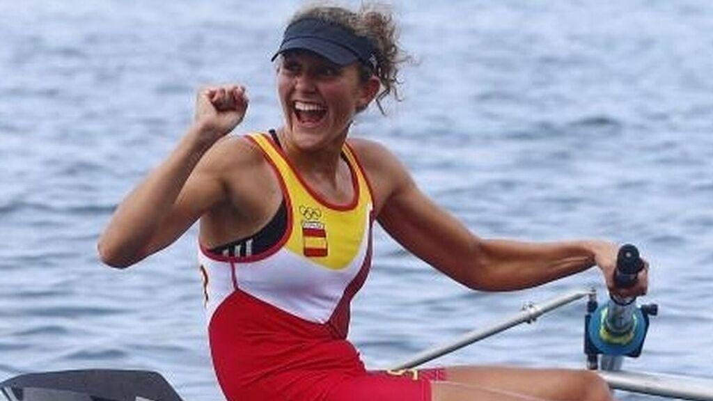 Una medallista mundial de remo deja el deporte por depresión