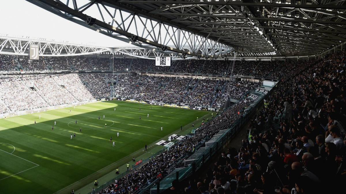 La Juventus femenina acaricia el título en un Allianz Stadium casi lleno