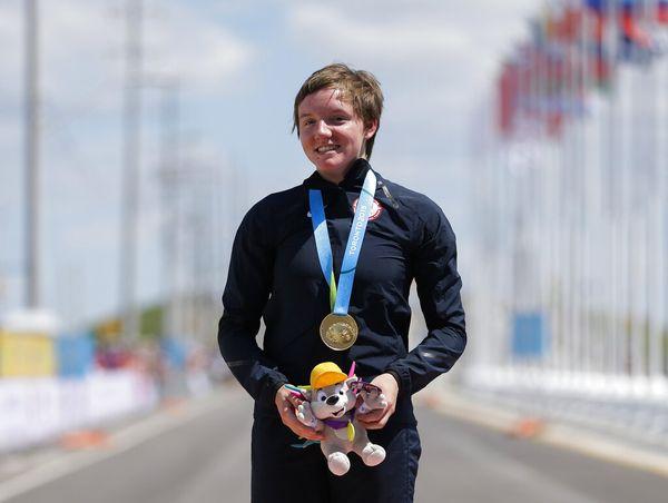 Se suicida la ciclista estadounidense Kelly Catlin, plata en los JJOO de Río 2016