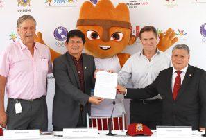 Balonmano femenino RD figura en el grupo B Juegos Panam Lima
