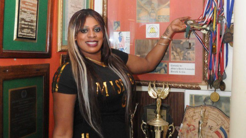 """Juana Arrendel """"Mi mayor logro fue haber ganado oro en los Panam"""""""