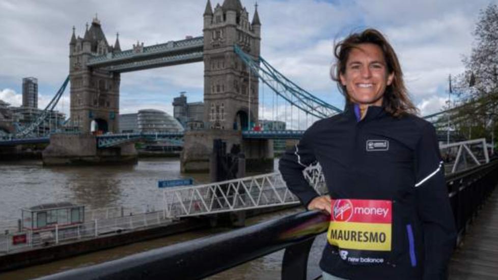 Mauresmo termina la maratón de Londres, pero pierde apuesta con Murray