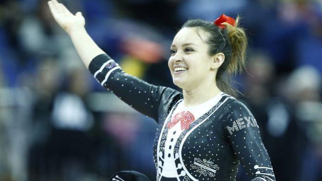 """Vídeo: Ana Lago, la mexicana que a ritmo de """"Coco"""" mostró la nueva forma de concebir la gimnasia"""