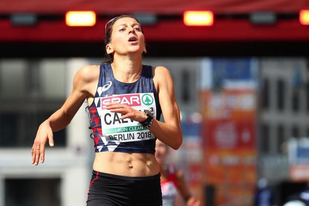 Suspendida atleta francesa por haber eludido un control antidopaje