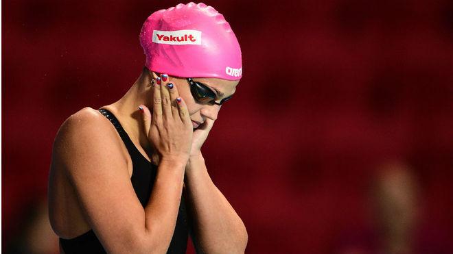 Una adolescente puede dejar fuera del Mundial a Efimova