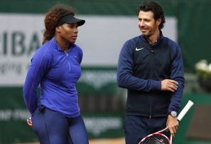 """Entrenador de Serena plantea modificaciones para hacer del tenis un deporte más """"divertido"""""""