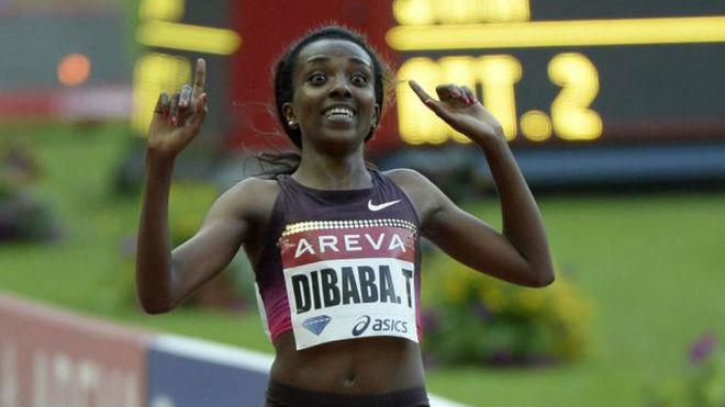 Tirunesh Dibaba se perderá el Mundial por embarazo