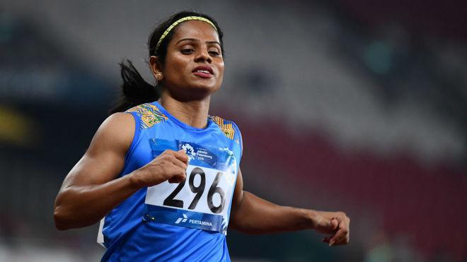 Dutee Chand, primera atleta india en revelar su homosexualidad