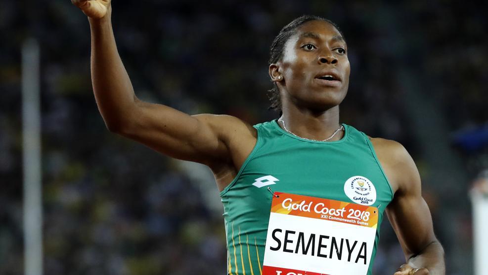 Caster Semenya tendrá que reducir sus niveles de testosterona para poder competir