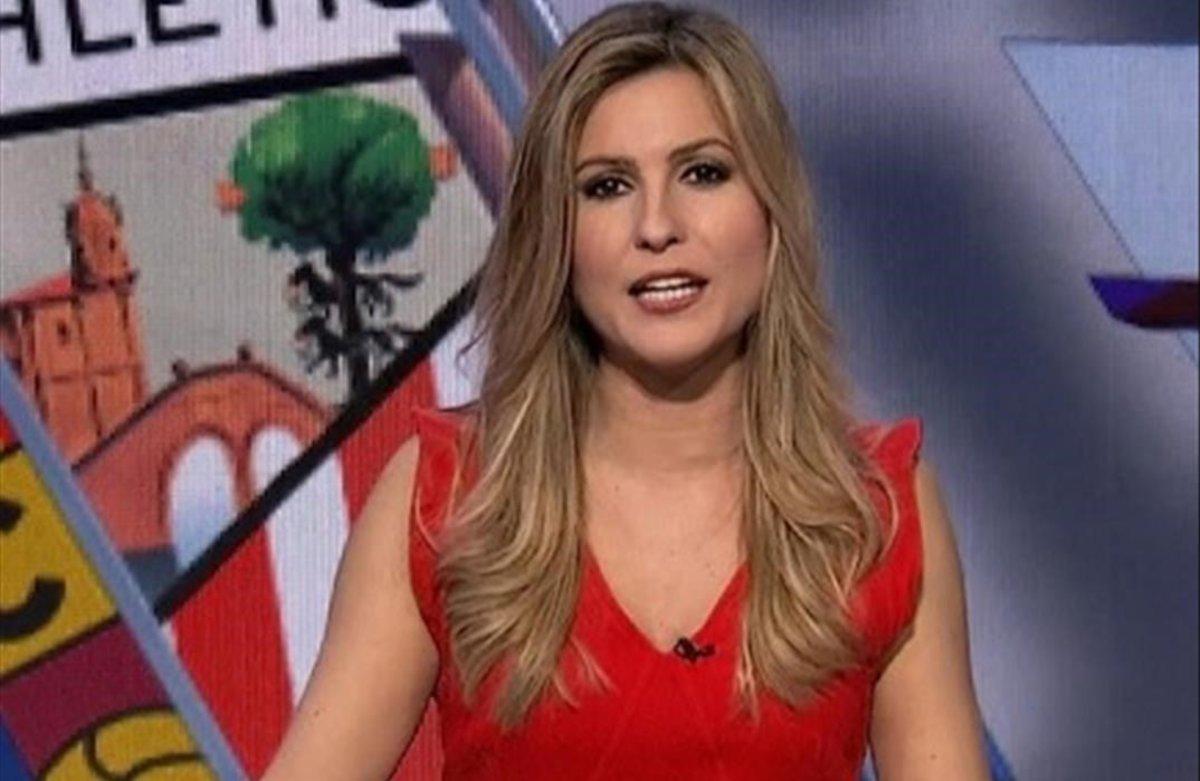 Danae Boronat se convierte en la primera mujer en narrar en TV un partido de Liga