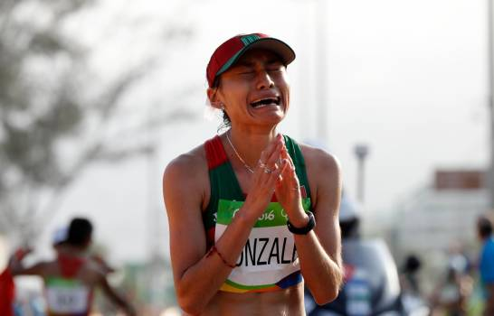Subcampeona olímpica mexicana suspendida 4 años por dopaje