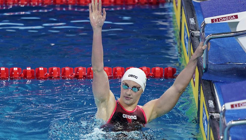 Hosszu y Sjöström se imponen en la FINA Champions Swim Series