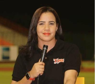 Los Toros del Este anuncian una dama en Operaciones de Béisbol
