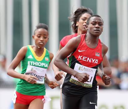Dos atletas kenianas fuera del Mundial de relevos por tasas elevadas de testosterona