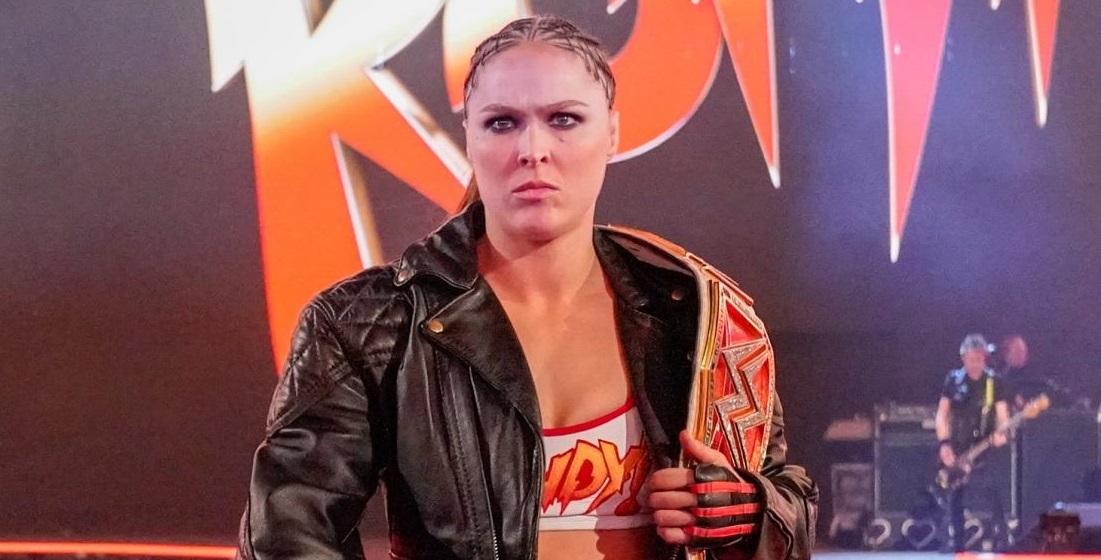 Rousey echa de menos la WWE