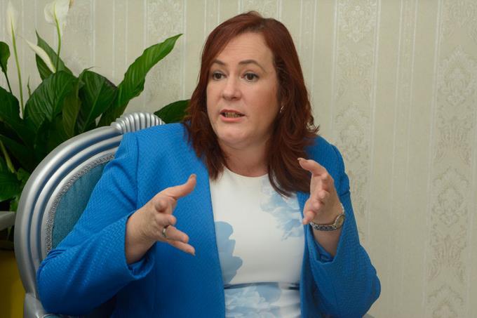 La labor de Janet Camilo en el Ministerio de la Mujer