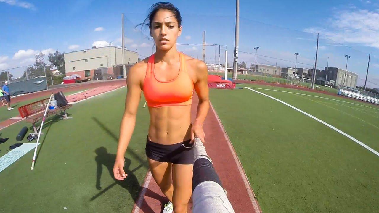 Cuando una fotografía puede arruinar la carrera de una atleta
