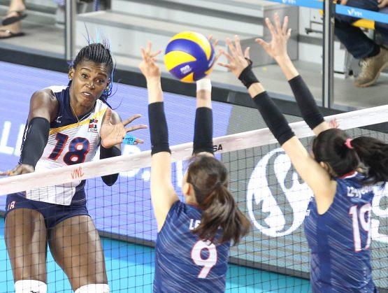 Reinas del Caribe vencen a Japón y se despiden con victoria de Liga de Naciones