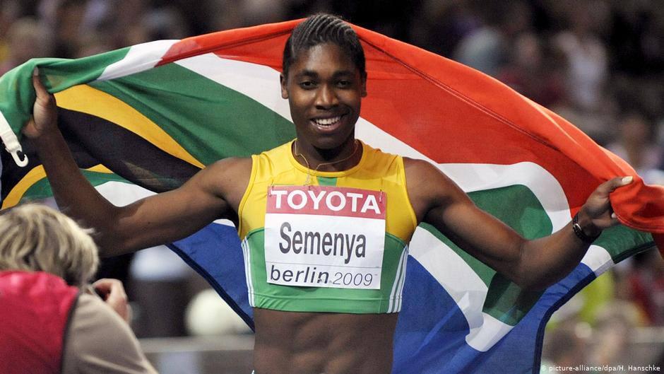 """Semeya afirma fue el """"conejillo de Indias"""" de la IAAF"""