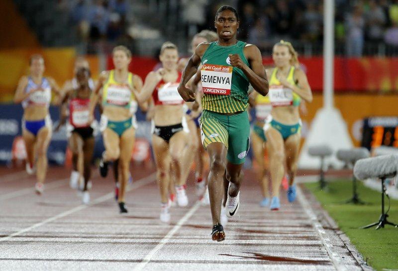 Semenya gana los 800 metros planos del Prefontaine Classic