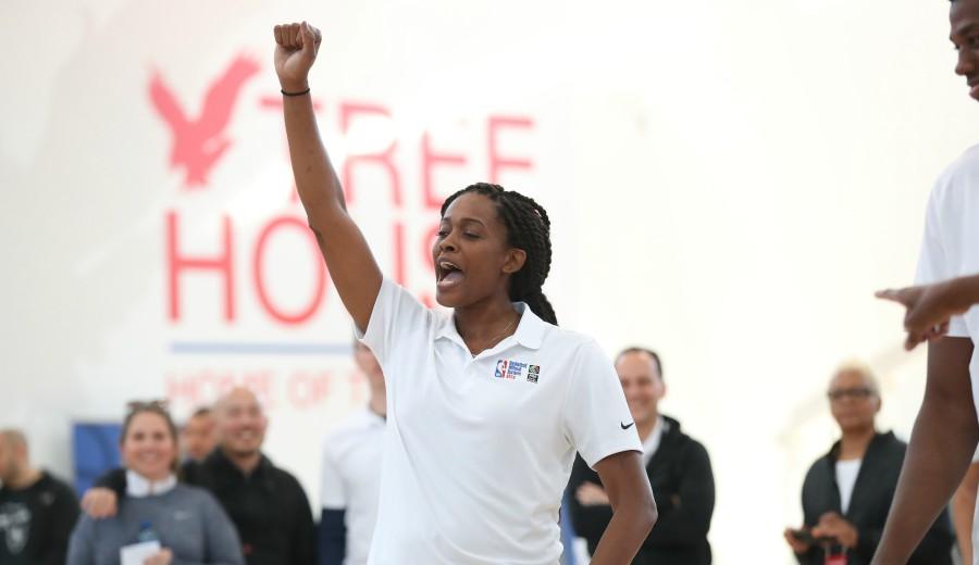 Swin Cash, una estrella de la WNBA para reconstruir a los Pelicans