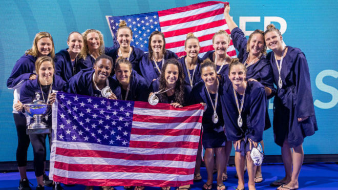 EEUU gana la Super Final de la Liga Mundial femenina y se califica para Tokio 2020