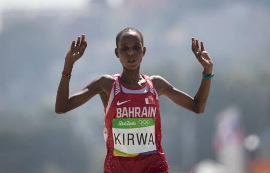 Maratonista olímpica es suspendida cuatro años por dopaje