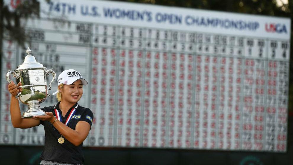 La surcoreana Jeong Eun Lee se impuso en el US Open