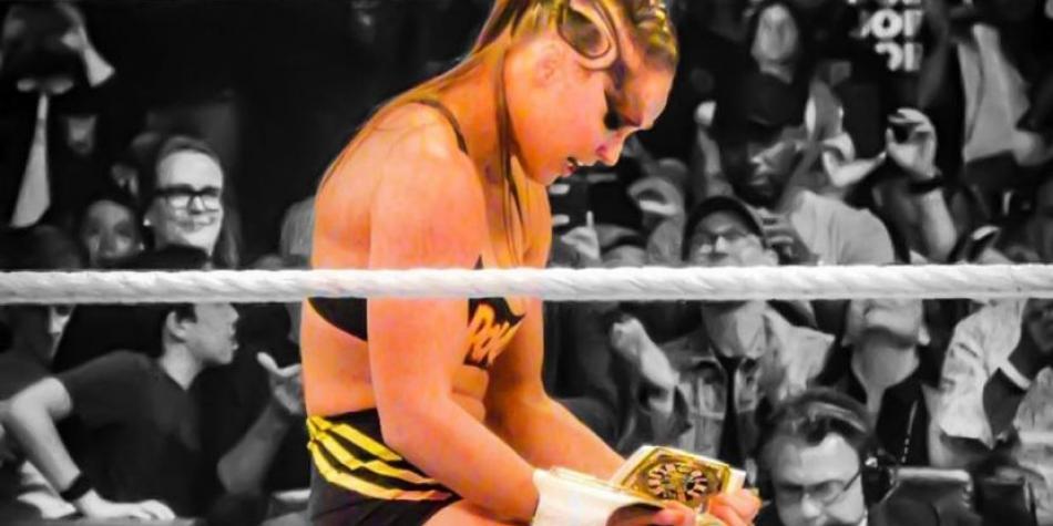 Ronda Rousey dice en sus redes que extraña a la WWE